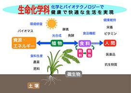 生命化学概論