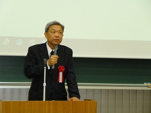 海洋生物資源科学科 杉田治男 教授が日本水産学会功績賞を受賞しました