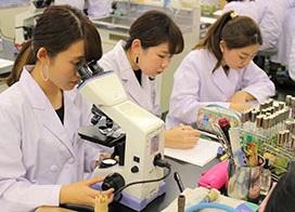 食品衛生学・微生物学実験