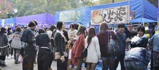 学部祭(藤桜祭)