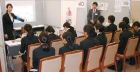学内合同企業セミナー