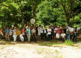 森林生物多様性実習