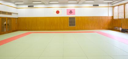第一練習場[柔道場](体育館)