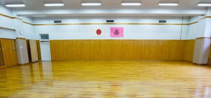 第二練習場[剣道場](体育館)