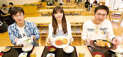 銀座の老舗レストランの味を提供