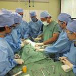 小動物外科学実習